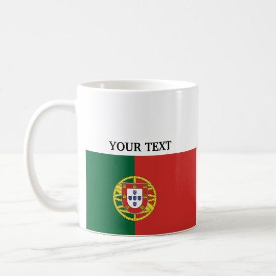 Taza De Café Bandera de Portugal