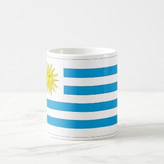Taza De Café Bandera de Uruguay