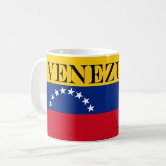 Taza De Café Bandera de Venezuela