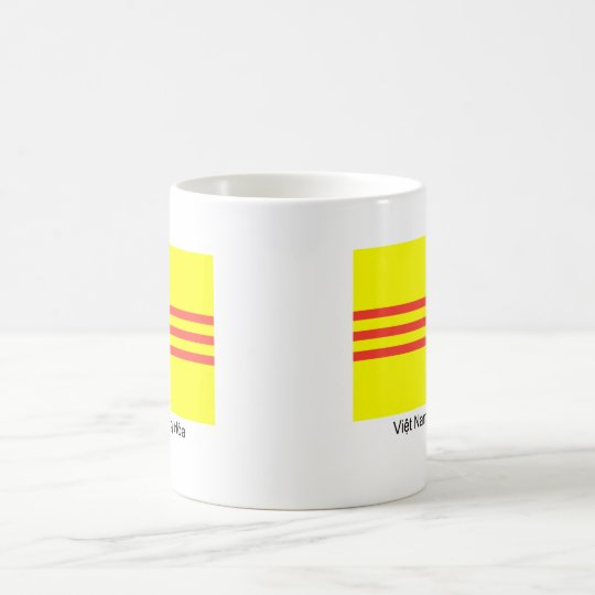 Taza De Café Bandera de VNCH