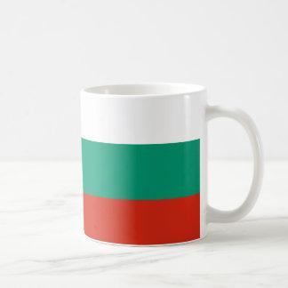 Taza De Café Bandera del знаменаБългария búlgaro de la bandera