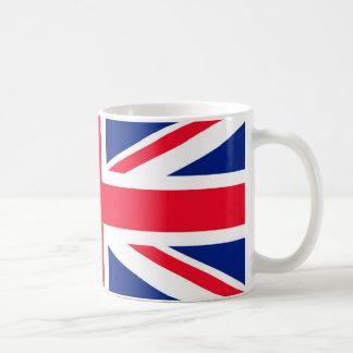 Taza De Café Bandera del Reino Unido/de Union Jack