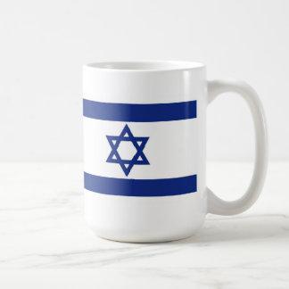 Taza De Café Bandera israelí