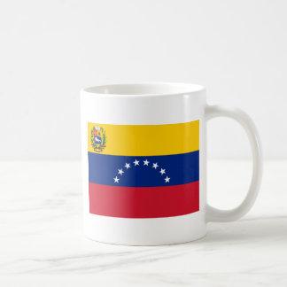 Taza De Café Bandera venezolana - bandera de Venezuela -