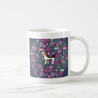 Taza De Café Beagles hermosos