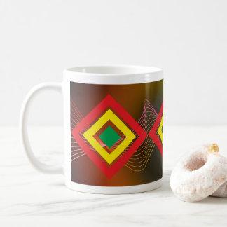 Taza De Café Belleza del diamante