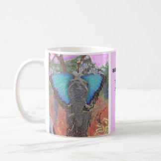 Taza De Café Belleza del elefante
