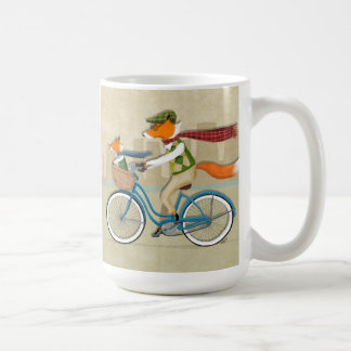 Taza De Café Bici del Fox