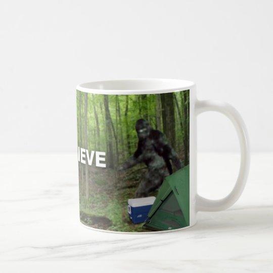 Taza De Café Bigfoot I cree