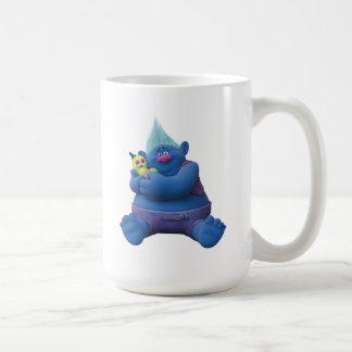 Taza De Café Biggie y Sr. Dinkles de los duendes el  