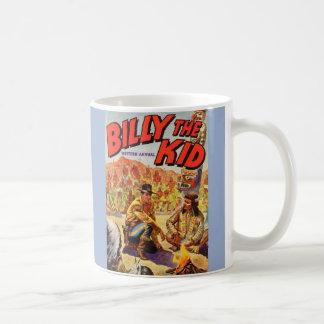 Taza De Café Billy 1955 la cubierta anual occidental del niño