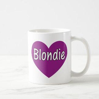 Taza De Café Blondie