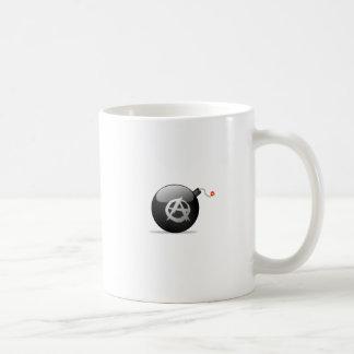 Taza De Café Bomba de la anarquía