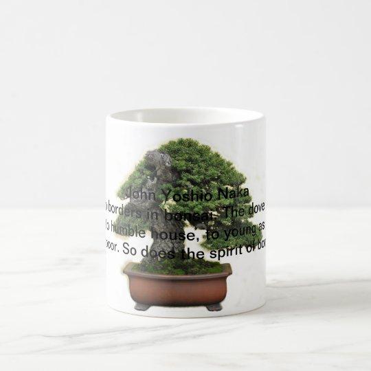 Taza De Café bonsai