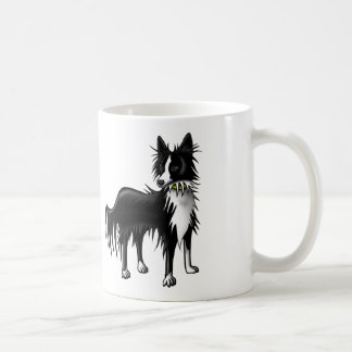 Taza De Café Border collie