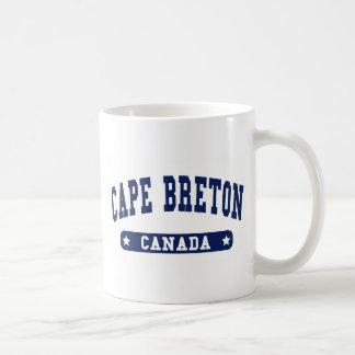 Taza De Café Bretón del cabo