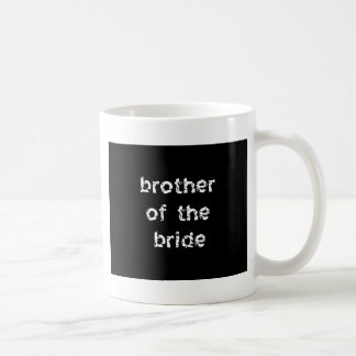 Taza De Café Brother de la novia