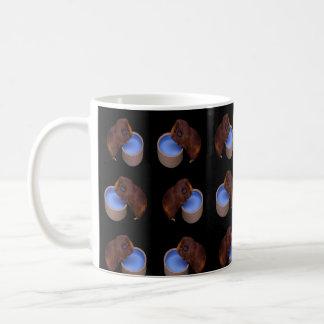 Taza De Café Brown_Thirsty_Guinea_Pig, _Coffee_Mug