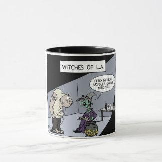 Taza de café - brujas del LA