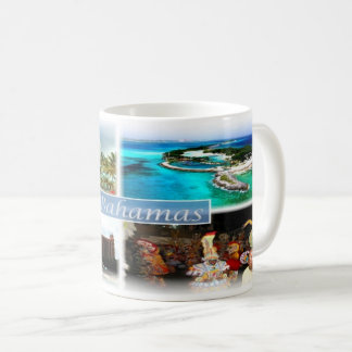 Taza De Café BS Bahamas - Nassau - la torre real -