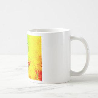Taza De Café Buceador de Hawaii