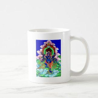 Taza De Café Buddhism tibetano Thangka budista Ucchusma