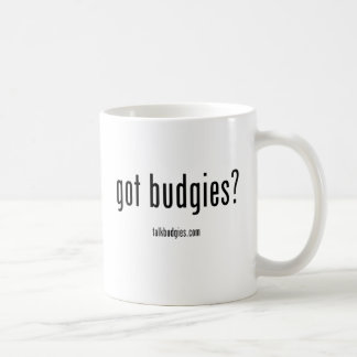 Taza De Café ¿Budgies conseguido?