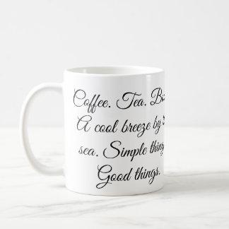 Taza De Café Buenas cosas