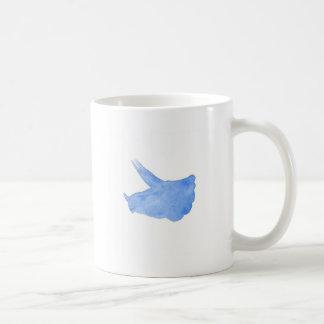 Taza De Café Cabeza azul del Triceratops