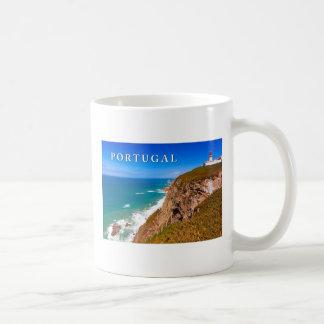 Taza De Café Cabo DA Roca #01C