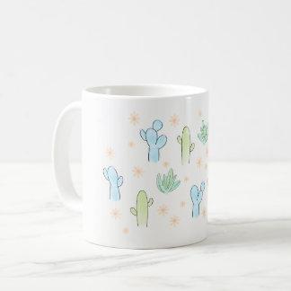 Taza De Café cactus mood