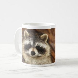 Taza De Café Café de la mañana de RaccoonSmile