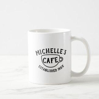 Taza De Café Café personalizado