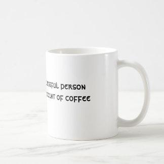 Taza De Café Café y éxito
