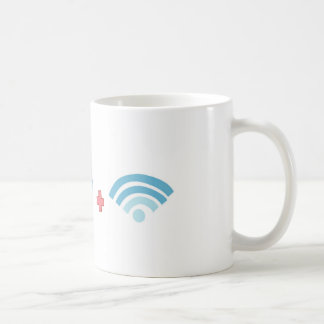 Taza De Café Café y Wifi