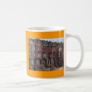 TAZA DE CAFÉ CAIGA EN BED-STUY