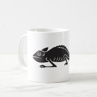 Taza De Café camaleón simple