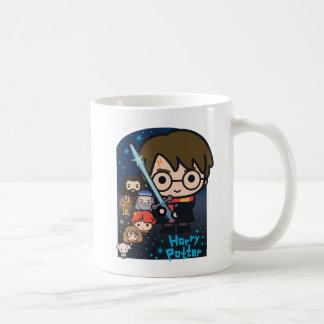 Taza De Café Cámara de Harry Potter del dibujo animado de