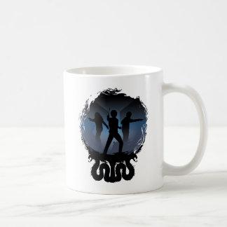 Taza De Café Cámara de Harry Potter el | de silueta de los