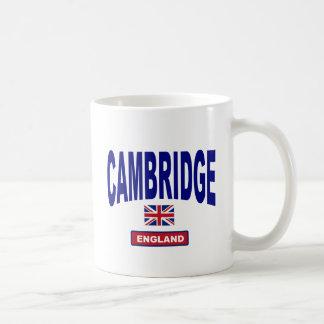 Taza De Café Cambridge Inglaterra