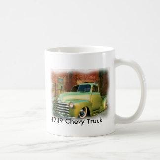 Taza De Café Camión 1949 de Chevy