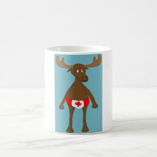 Taza De Café ¿Canadiense, Eh? Alces