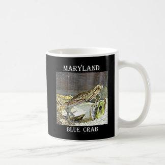 Taza De Café Cangrejo azul de Maryland