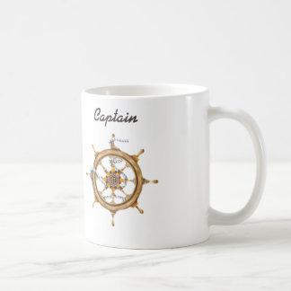 Taza De Café Capitán Mug