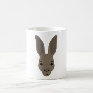 Taza De Café Cara del canguro