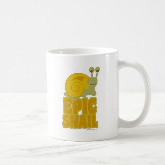 Taza De Café ¡Caracol épico!