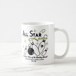 Taza De Café Carriles de All Star, Skokie, Illinois