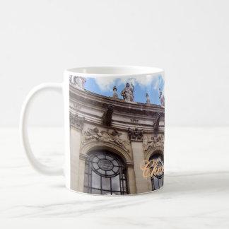 Taza De Café Castillo francés (palacio) de Versalles