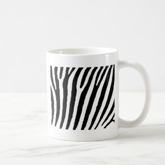 Taza De Café cebra