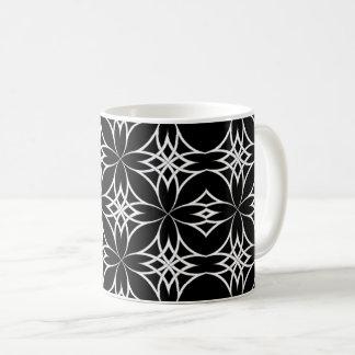 Taza De Café Celtic reflejado